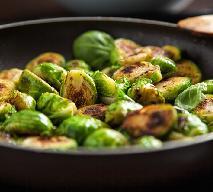 Idealna brukselka duszona w 10 minut: przepis na pyszną jarzynę do obiadu