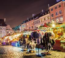Bożonarodzeniowe jarmarki i kiermasze świąteczne w Warszawie 2016