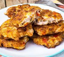 Kotlety z resztek - gotowanych ziemniaków i kurczaka z rosołu - oszczędne danie obiadowe