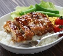 Kurczak w sosie teriyaki - przepis na orientalne danie