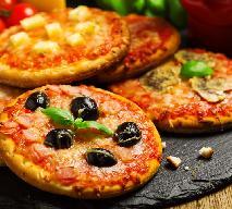 Mini pizze - super przekąska imprezowa