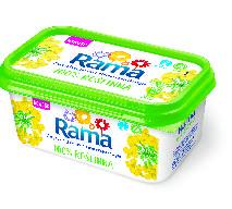 Rama 100% Roślinna - margaryna dla wegan i nietolerujących laktozy