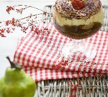 Tiramisu gruszkowe: przepis na modny sylwestrowy deser