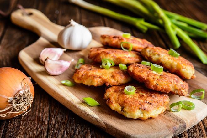 Racuchy rybne - pyszne danie z białą rybą