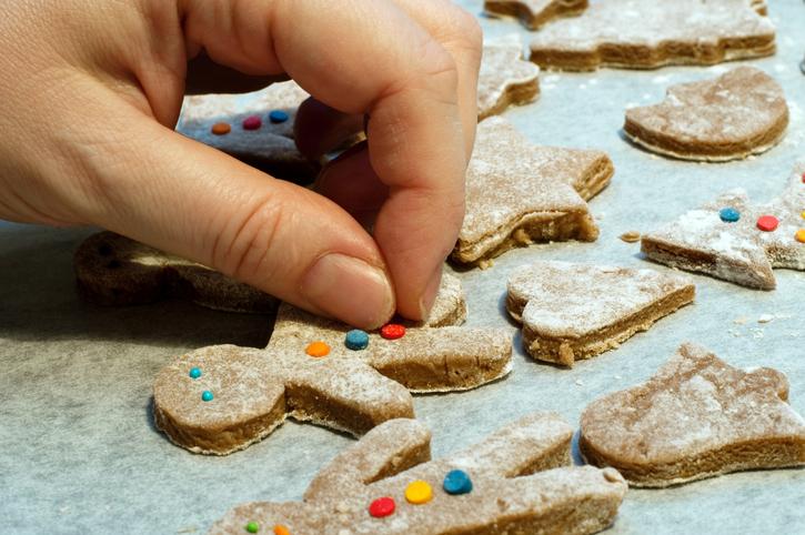 Jak ozdobić świąteczne pierniczki?