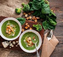 Zupa szpinakowa: zrobisz ją w 10 minut!