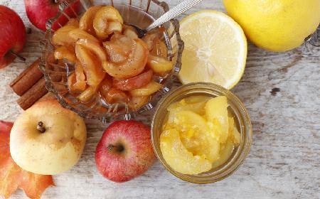Cytrynowa konfitura z jabłek: przepis na wyrafinowany przetwór owocowy