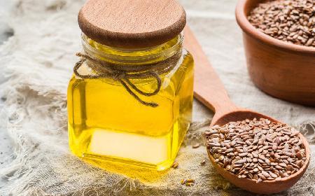 Olej lniany: przepis na dressing z oleju lnianego