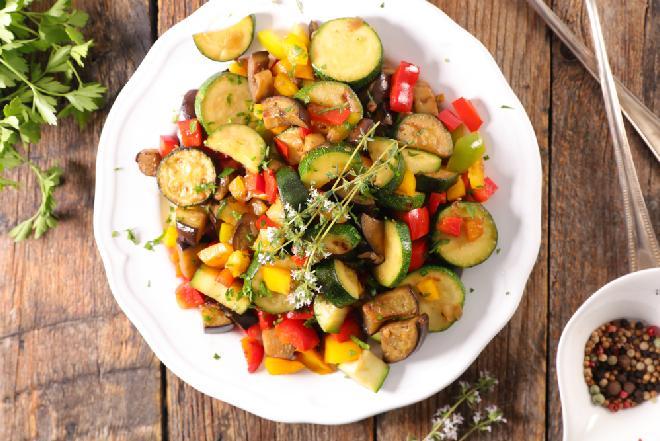 Hiszpańska escalivada - pyszne warzywa na ciepło