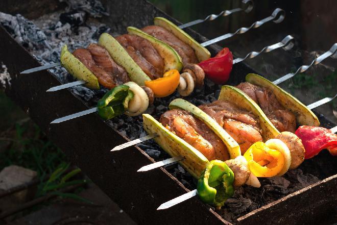 Kebabowa pierś kurczaka z grilla: będą Was błagać o przepis