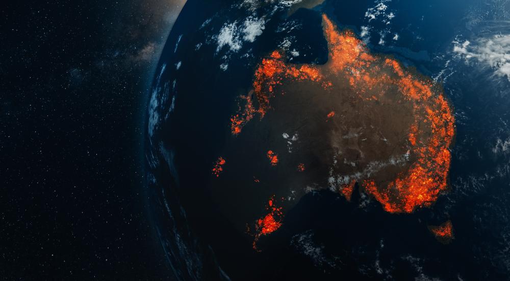 Katastrofalne pożary w Australii zagroziły ludziom